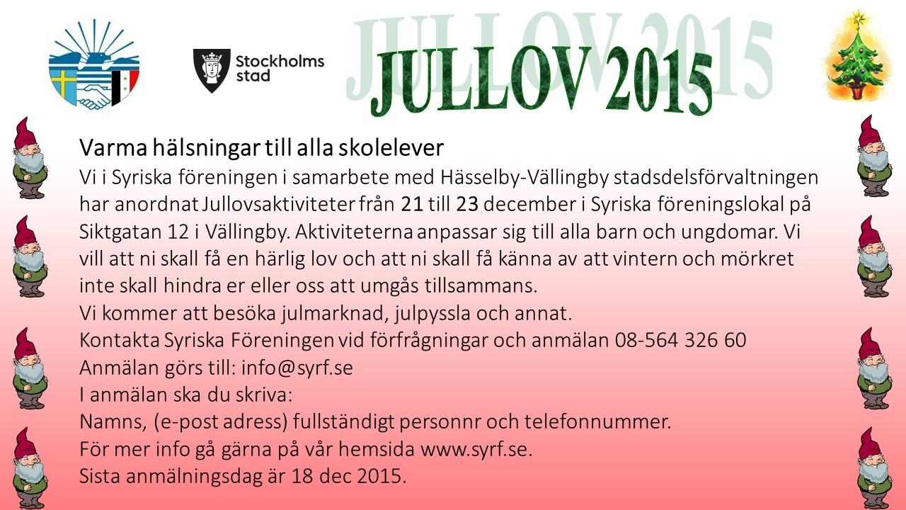 Jullov-2015